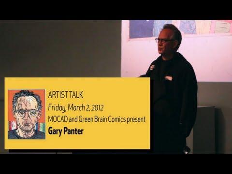 Artist Talk: Gary Panter