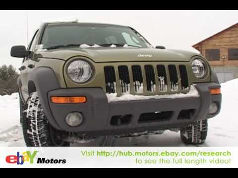 EBay Motors: 2002 2007 Jeep Liberty POV Review