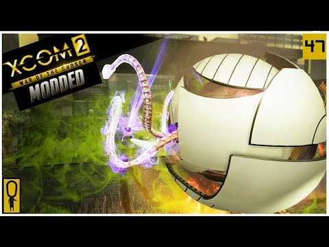 COLLUX MVP - XCOM 2 WOTC Modded Gameplay - Part 47 - Let's Play Legend Ironman