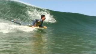 How To Bodyboard The Cutback