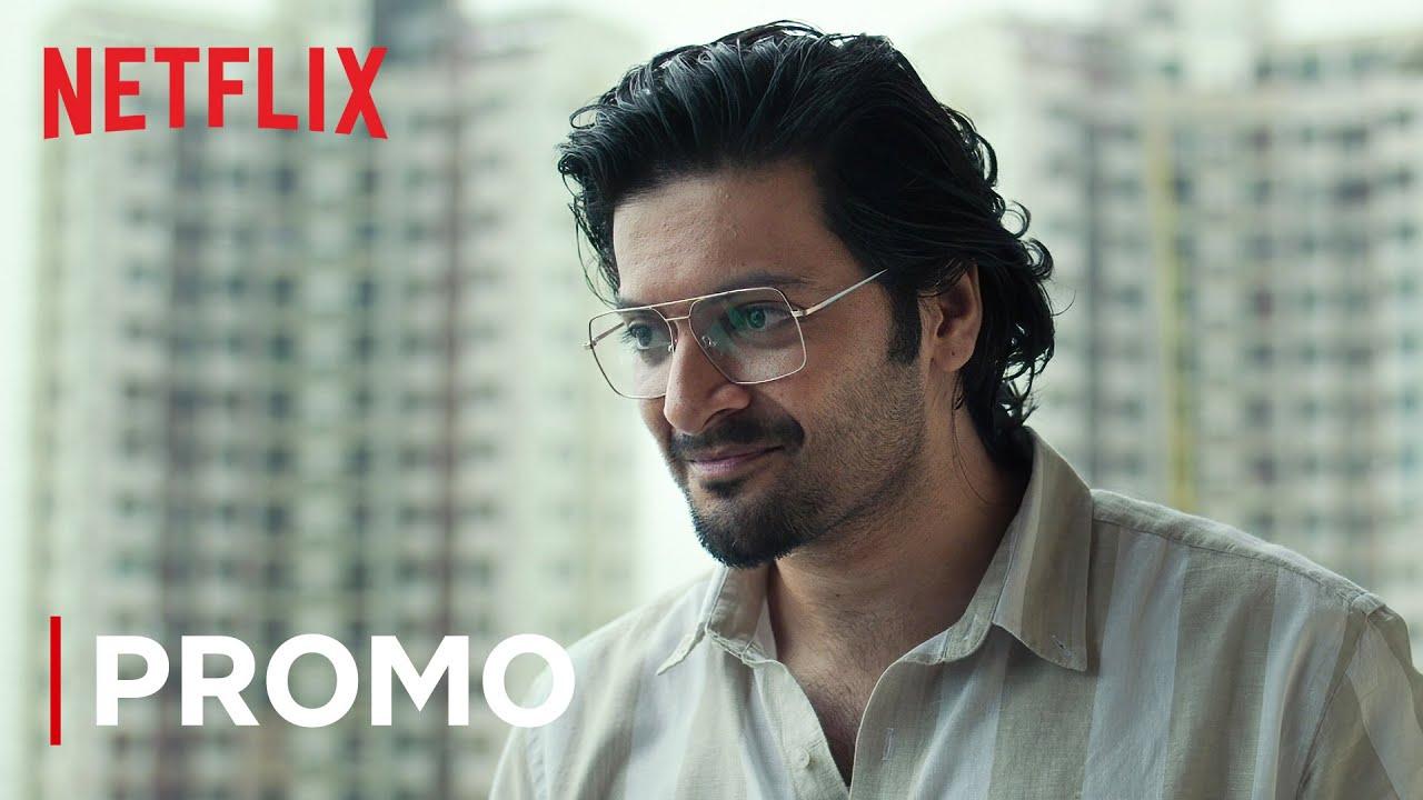 Forget Me Not   Ray Promo   Ali Fazal, Shweta Basu Prasad, Anindita Bose   Netflix India