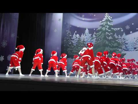 Танец Деда Мороза /Jingle Bells / Merry Christmas Dance