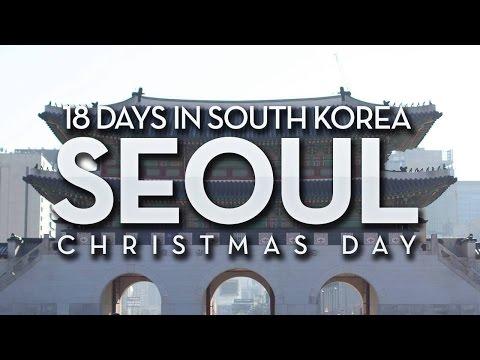 Korea Trip | Seoul: Gyeongbokgung, Insadong, and Samcheongdong