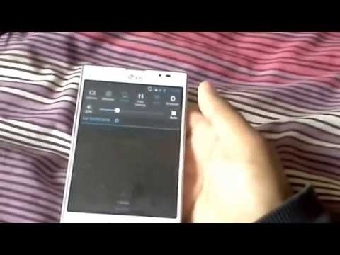LG Optimus VU 2 Android Smartphone (Review)
