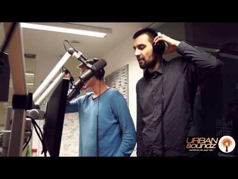 "Baz & Roncha ""livesessie - 9"" URBANsoundz"