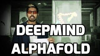 DeepMind AlphaFold
