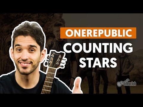 Counting Stars - OneRepublic (aula de violão)