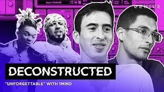 "Download The Making Of French Montana & Swae Lee's ""Unforgettable"" With 1Mind 