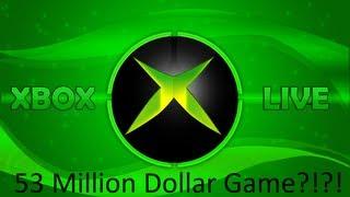 53 million dollar game xbox live glitch