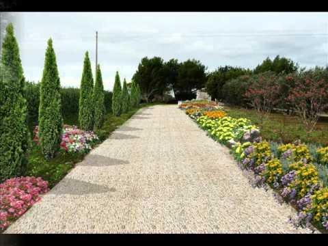 Progettare giardino Online - YouTube