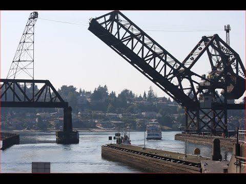 Visit Ballard Locks, The Hiram M  Chittenden Locks, in Seattle, Washington, United States