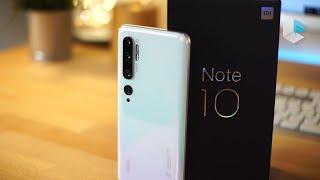 Recensione Xiaomi Mi Note 10 con camera 108MP