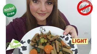 Pasta con Zucchine e Carote | LIGHT e VELOCE