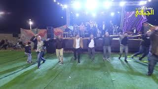 الفنانين هاني شوشاري و يزن حمدان دبكة يرغول سهرة العريس امير ياسين  دير ابو ضعيف T Aljabaly2019 1