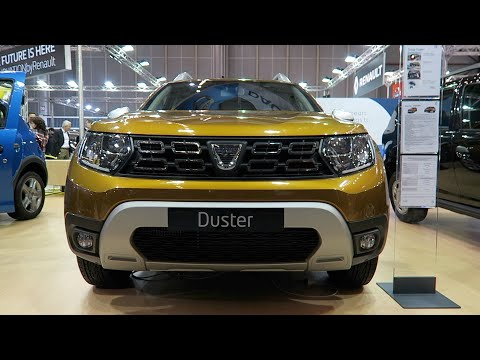 NEW 2020 Dacia Duster - Exterior & Interior