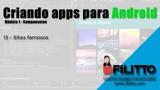 Android Studio - 13 Sites famosos