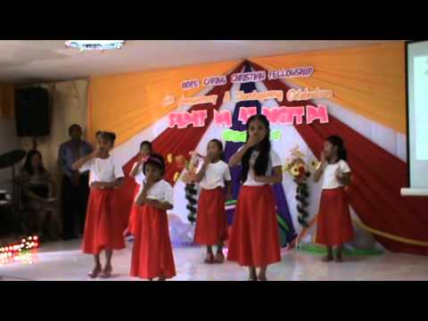 A gift to you - Kids Interpretative dance