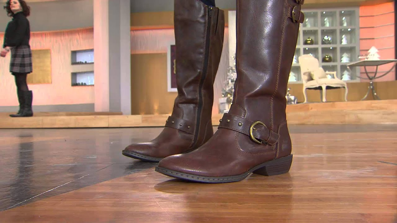B.O.C. by Born Wide Shaft Riding Boots