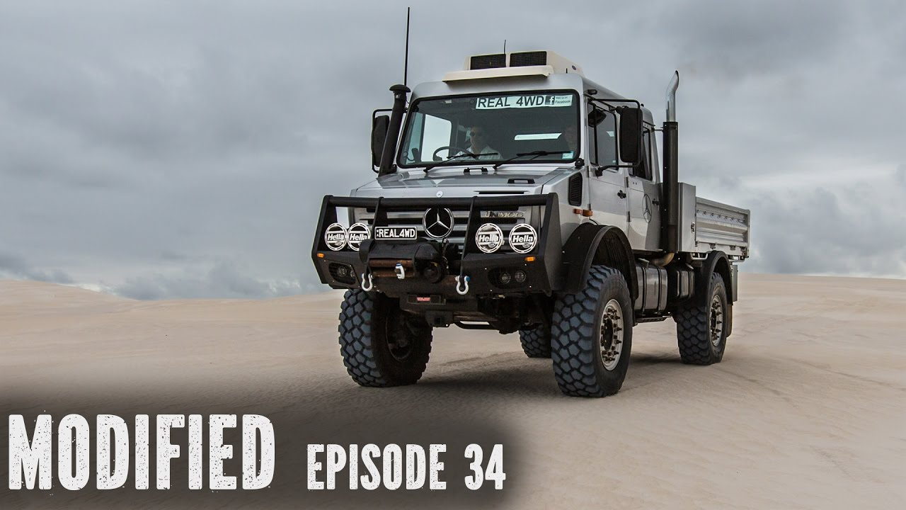 Ford Ranger 2017 Modified >> Unimog Review, Modified Episode 34 - YouTube