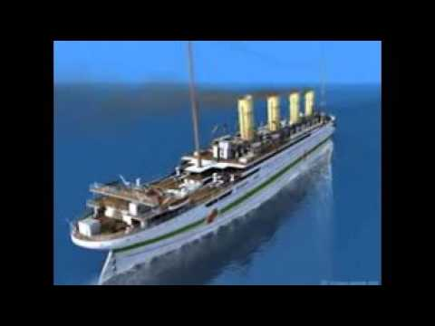Garrys Mod Awesome Britannic Sinking Map Youtube