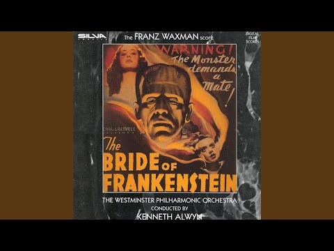 The Bride Of Frankenstein - The Creation