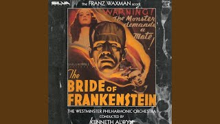 The Bride Of Frankenstein - The Creation