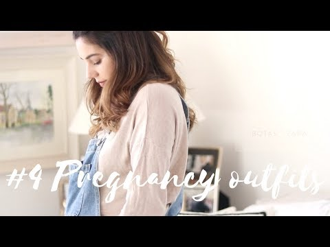 4 PREGNANCY OUTFIT IDEAS ❀  MIA ROSE