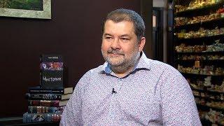 Лукьяненко: профессия врача-психиатра не особо помогает мне при написании фантастики