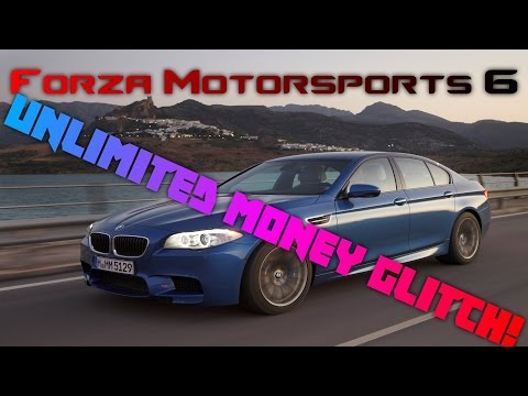 how to get unlimited money on forza 4 xbox 360