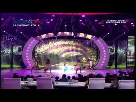 "Putri "" Mandi Madu "" Jakarta - Gerbang Show 2015 (29/4)"