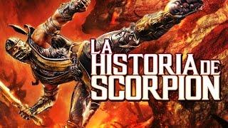 Contando La Historia De: Scorpion