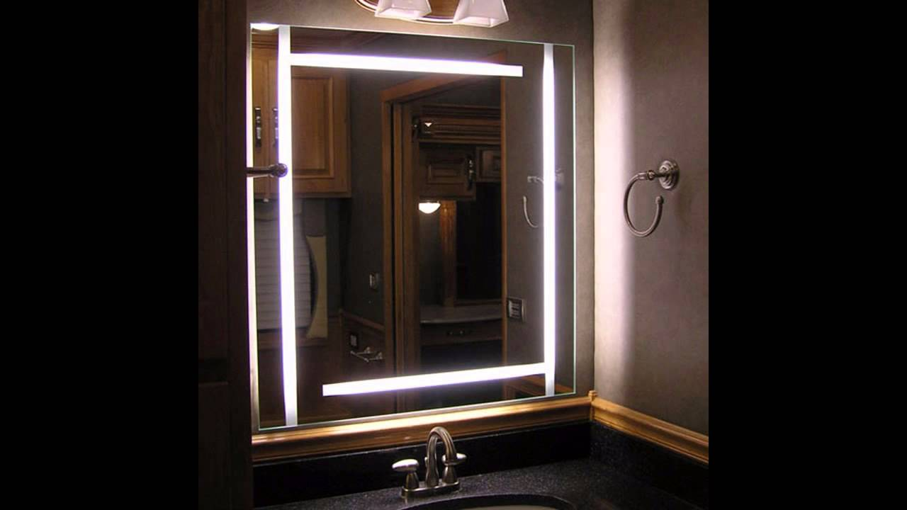 Awesome Bathroom Mirrors Design Ideas