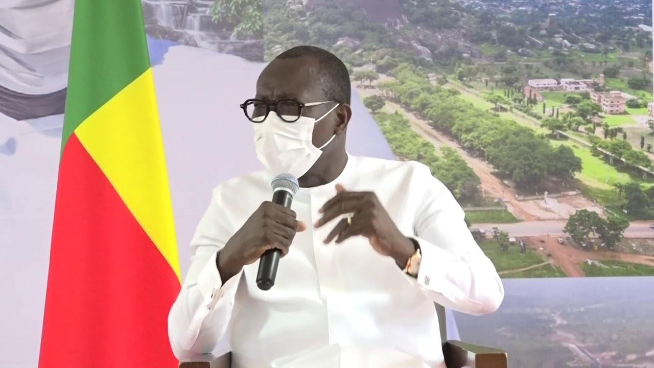 Présidentielle 2021: Patrice Talon, dans la dynamique !