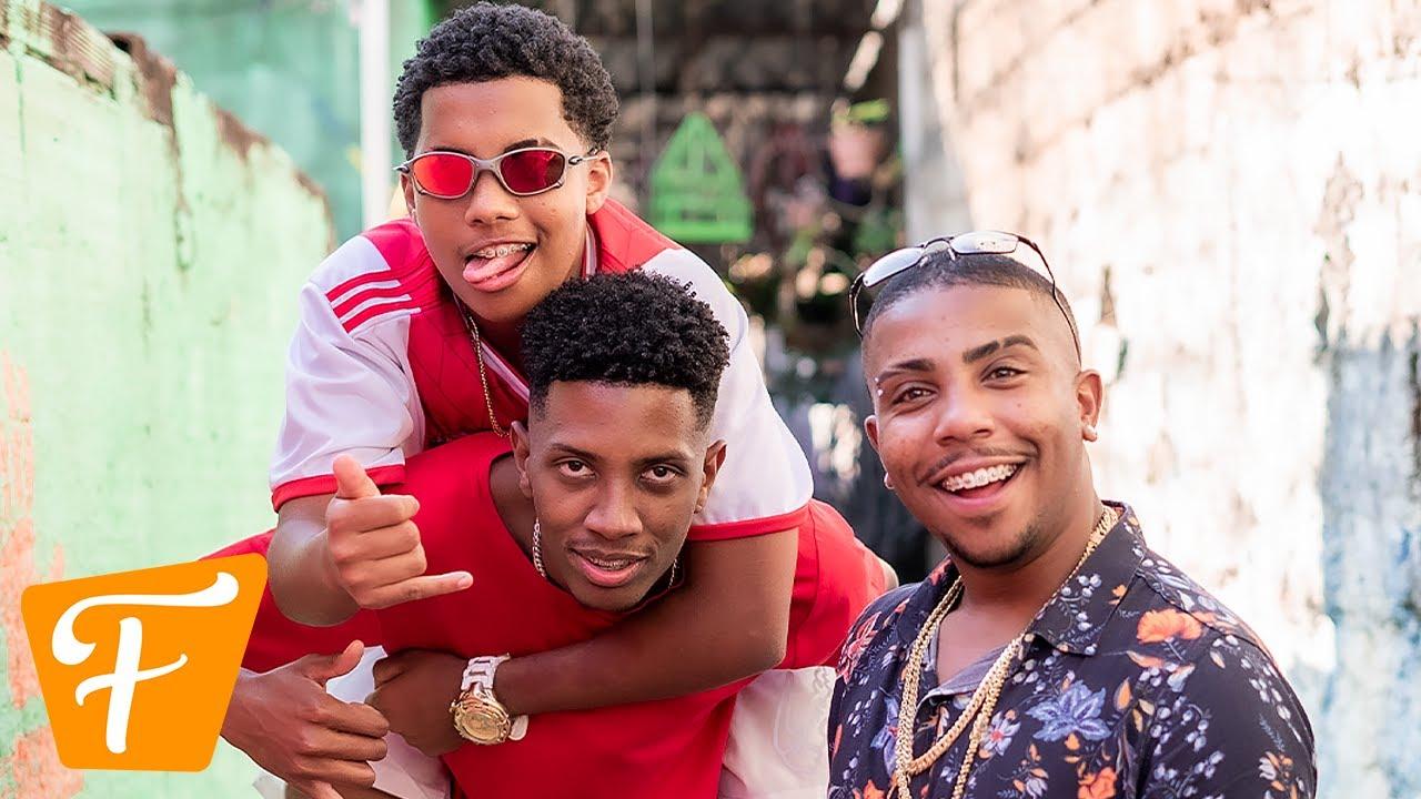 MC Vitin do LJ, MC Marley e MC Luan da BS - Privilégio (Official Music Video)