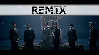 B.A.P (비 에이피) - Young, Wild & Free - (First Nuclo Remix\Mashup) MV