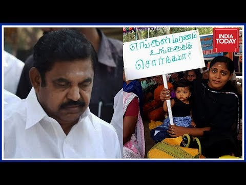 Oppn Mounts Pressure On EPS-Centre Over #CauveryBoard & Sterlite Copper Plant Protest