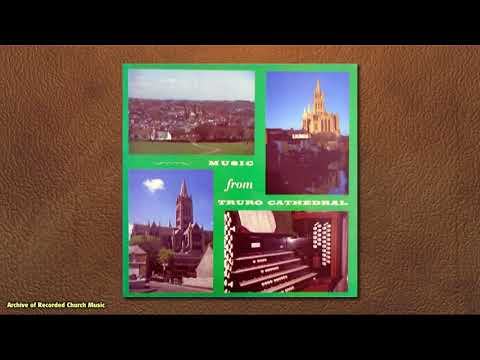 """Music from Truro Cathedral"": Truro Cathedral 1975 (John Winter)"