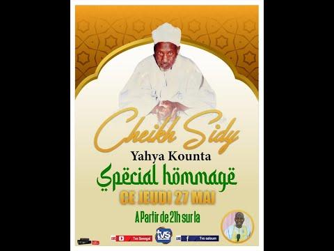 Plateau Special a Cheikh Sidy Yahya Kounta