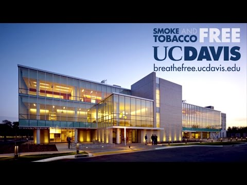 Breathe Free at UC Davis