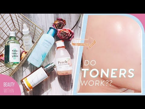 How to Use Toners to Get Clear Skin: Toner for Oily, Acne-prone, Dry & Sensitive skin)