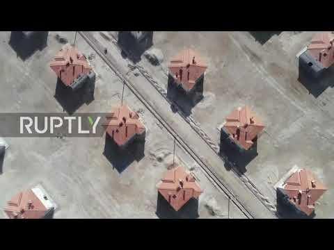 Turkey: New settlement being prepared ahead of Bozkir Dam opening