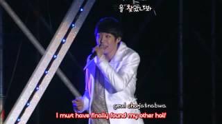 JYJ - Found You (Chajatta 찾았다) YC focus [eng + rom + hangul + karaoke sub]