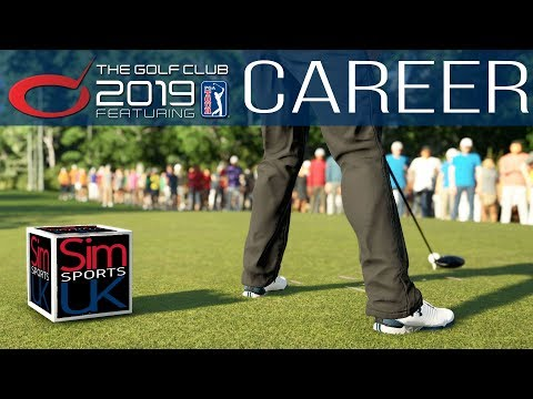 The Golf Club 2019 Career Mode (Very HARD) 🏌️‍♂️ Q.School ~ 2nd Attempt BACK 9 🏌️‍♂️ ep.5