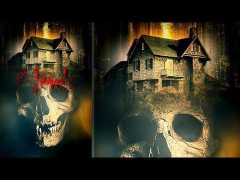 Horror Movie Poster Photoshop Photo Manipulation