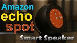 Amazon Echo Spot Review - Now you can ask Alexa to show content on screen - Rs. 12,999