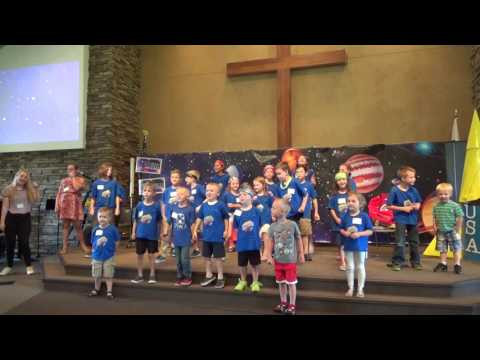 2017-06-17 - Special Music - VBS Kids -
