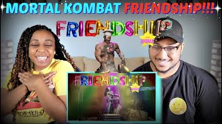 Mortal Kombat 11 ALL FRIENDSHIPS (MK11 Aftermath) All Characters Friendships REACTION!!!