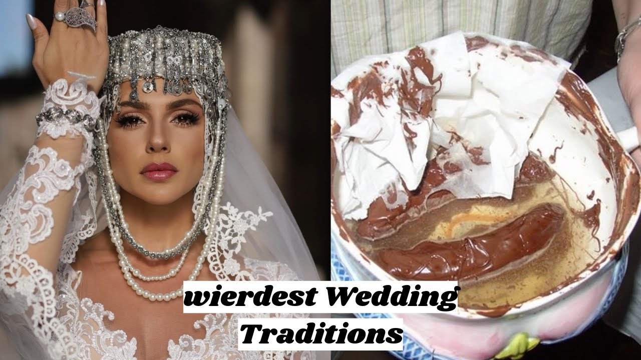 Download 47 Fascinating Wedding Traditions From Around the World