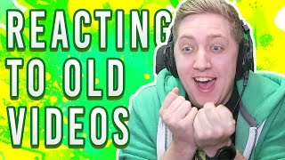 Reacting To Old Videos | 5TH BIRTHDAY!