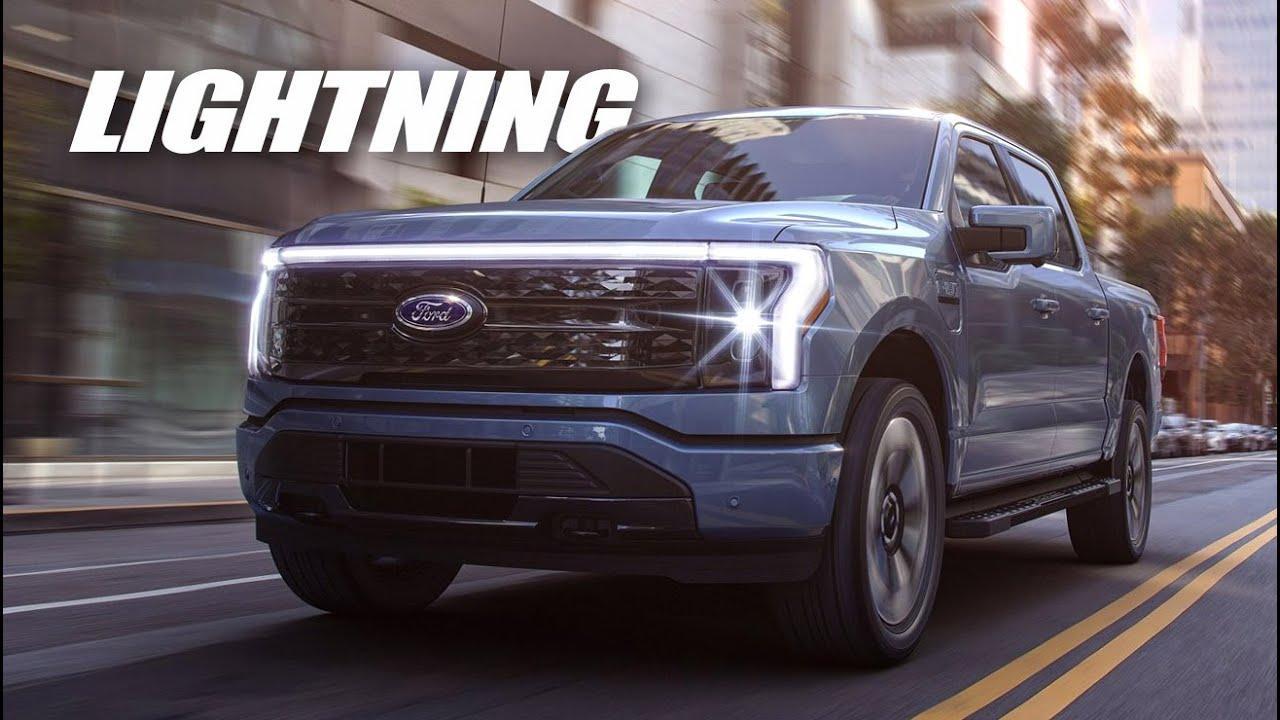 Ford F150 Lightning - Informe - Matías Antico - TN Autos